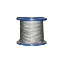 1x7+FC+PVC Trosas dengtas plastiku 1/2mm / Qinguya