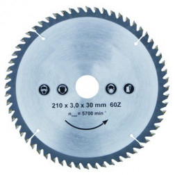 RT1903024 Pjovimo diskas medienai / 190x30x24T / R