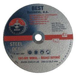 Metalo pjov. diskas 230x3.0x22 /Čekija