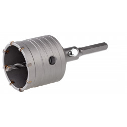 Gręžimo karūnėlės betonui HEX65mm SWKH-65 / SCHMIT
