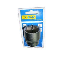 465711418 Šešiakampė galvutė 18mm/S&R