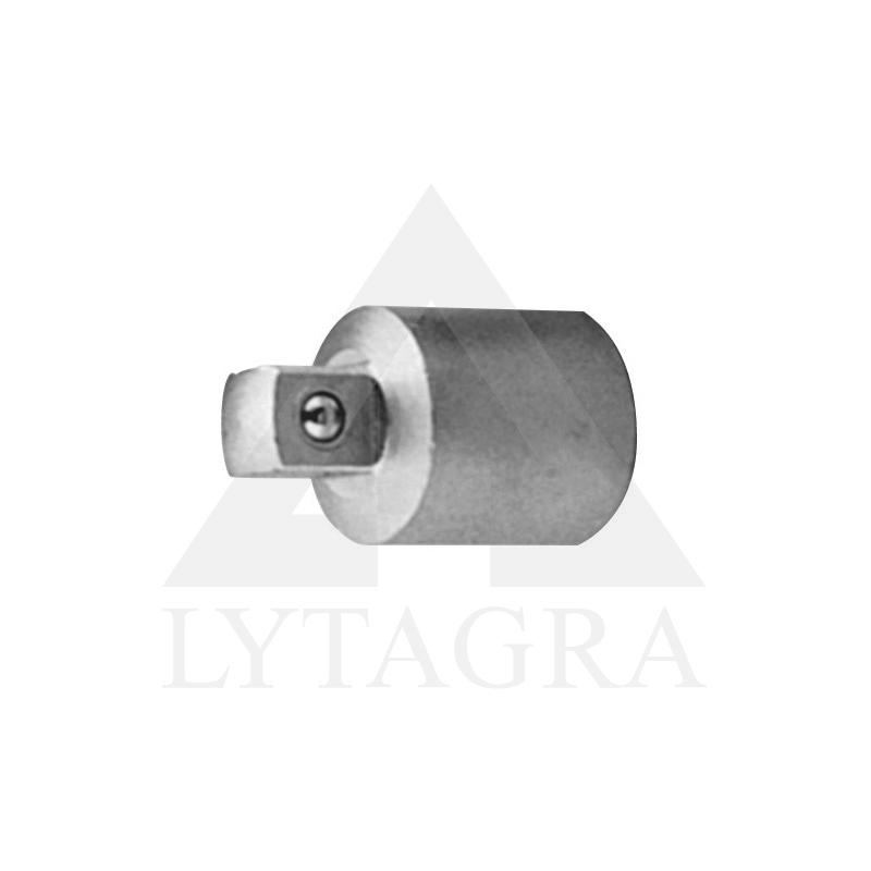 "465540044 Adapteris galvutėms 1/2"" (M) x 3/8"" (F)"