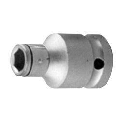 465711313 Šešiakampė galvutė 13 mm 3/8'' / S&R