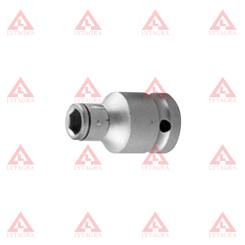 465711317 Šešiakampė galvutė 17 mm 3/8'' / S&R