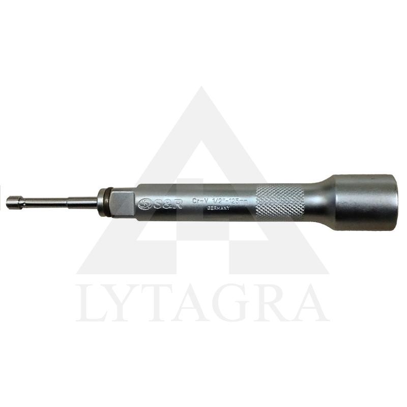 465423250 Ilgiklis galvutei 250 mm 3/8'' / S&R