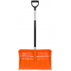 "509105 Semtuvas sniegui oranžinis ""Samson"" / Al /"