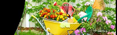 Sodo, daržo, buitinės prekės