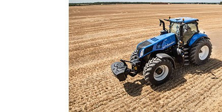 NEW HOLLAND T8.4140 VIDEO PRISTATYMAS